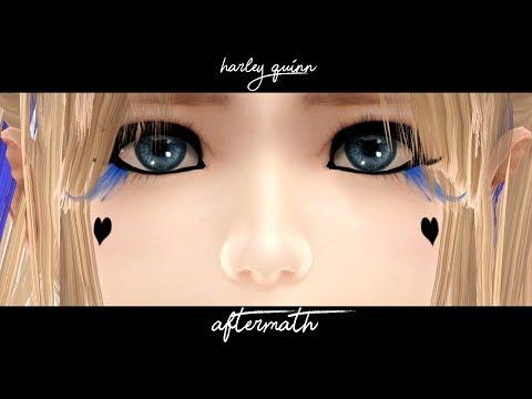【Harley Quinn  - Aftermath】MMD ♡