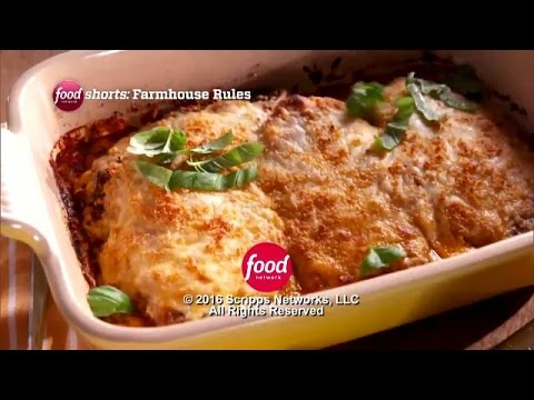 Chicken Parmesan   Farmhouse Rules   Food Network Asia