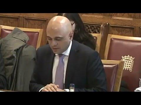 BrExit: Immigration & Settled Status - Sajid Javid