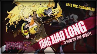 Blazblue Cross Tag Battle! EVO 2018 Announcement Trailer + RWBY Blake & Yang Xiao Long Reveal DLC