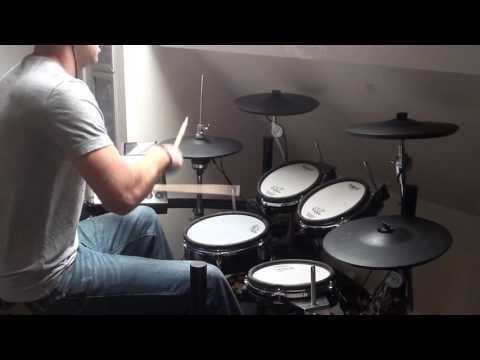 Vanessa Carlton Ordinary Day Drum Cover - TD12 and superior drummer