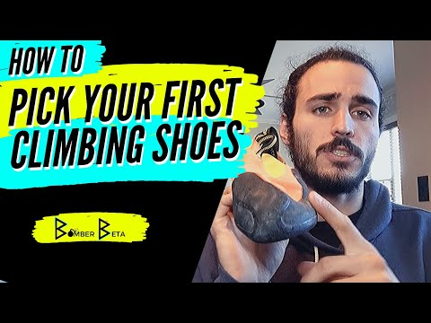 3 MISTAKES When Picking BEGINNER CLIMBING SHOES - Watch THIS Before You Buy!