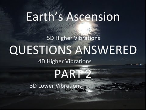 Q&A 4D Transition Zone, Earth Ascension, Timeline Shifts, Refining the Mandela Effects & Your Ascens