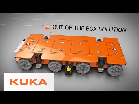 Clever Autonomy for Mobile Robots - KUKA Navigation Solution