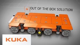 Clever Autonomy for Mobile Robots - KUKA Navigation Solution