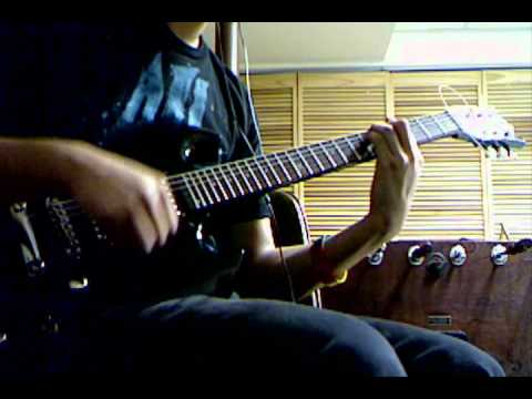 Band Of Horses The Funeral Guitar Cover Youtube