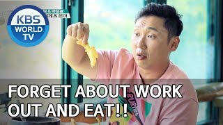 Forget about work out and EAT!! [Editor's Picks / Battle Trip]