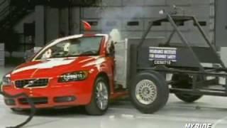 Crash Test: 2007 Volvo C70 Convertible