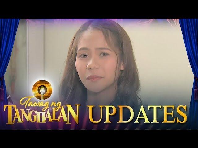 Tawag ng Tanghalan Update: How will Windimie make sure she enters the semifinals?