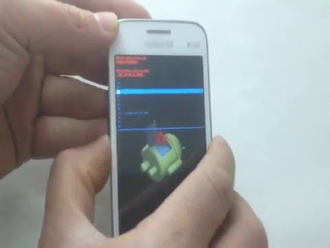 Hard reset Samsung Galaxy Star 2 Plus g350