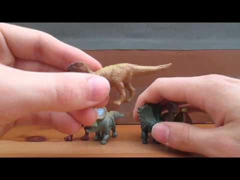 Review 70: Safari Ltd Feathered Dino Toob