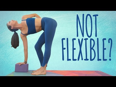 Not Flexible Enough For Yoga? Not For Long! Improve Flexibility & Reduce Back Pain | Beginners Class