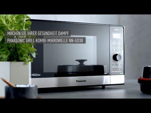 panasonic-mikrowelle-nn-gd38:-preisbewusst-dampfgaren
