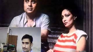Agar hum kahein aur woh muskura dein (Chitra Singh, Jagjit Singh).mp4 anwar mallah sobhodero