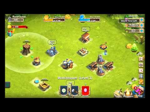 Castle Clash: FB Beginner Guide-The Basics 2