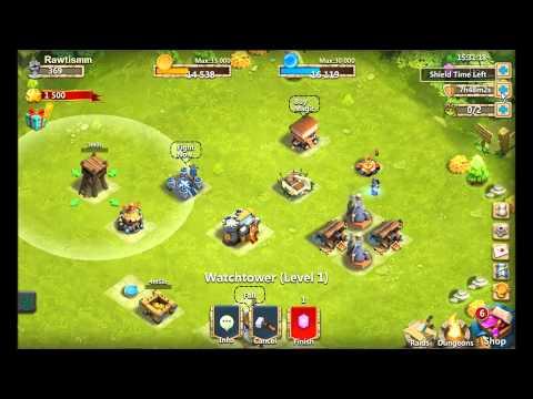 Castle Clash: FB Beginner Guide-The Basics 2