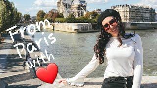 🇫🇷 FIRST TIME IN PARIS VLOG 🇫🇷 MissASMR Français