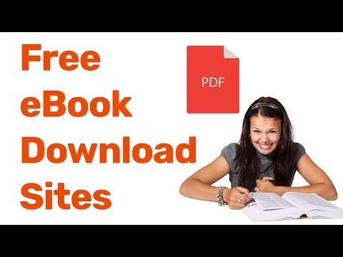 Best Free eBook Download Sites - Free PDF Books 2017