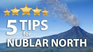 5 TIPPS für NUBLAR NORTH sandbox | Jurassic World-Evolution