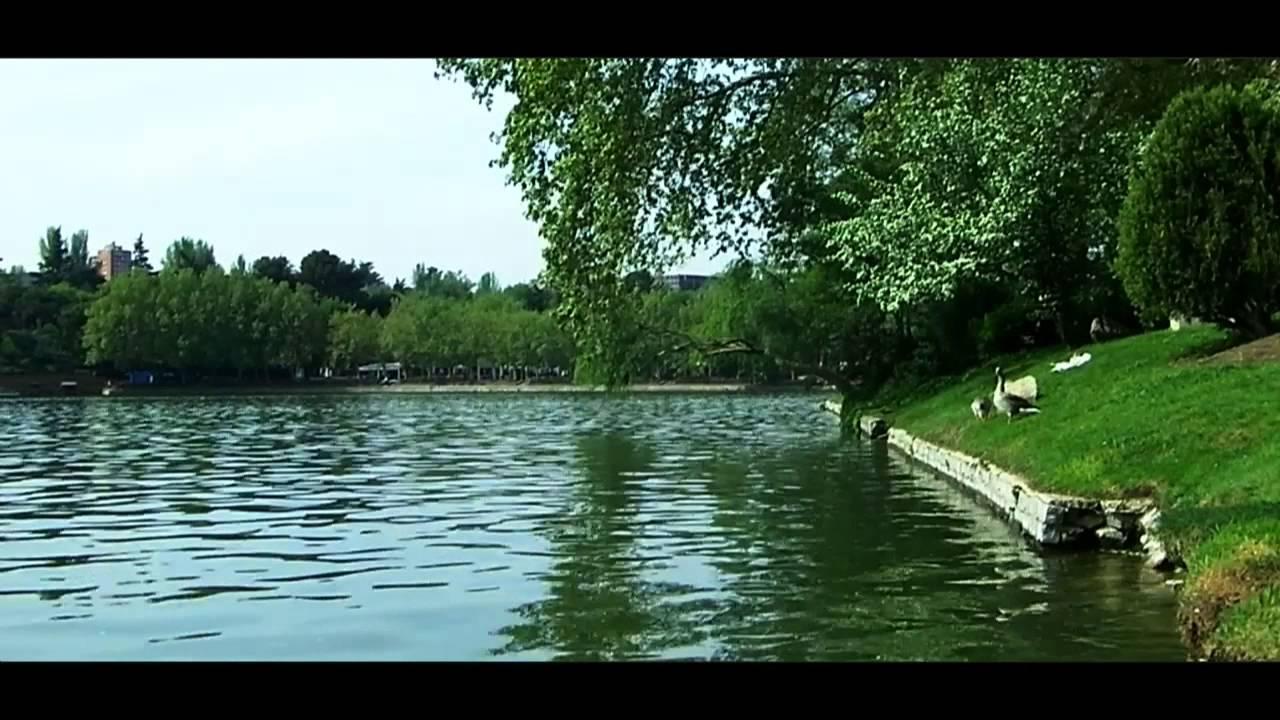 Ruta Puente del Rey - Lago Casa de Campo, Madrid - YouTube