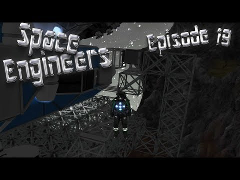 Let's Play Space Engineers - Episode 19: Docking Ramp Prototype
