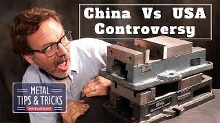 China vs Usa  controversy machine vise