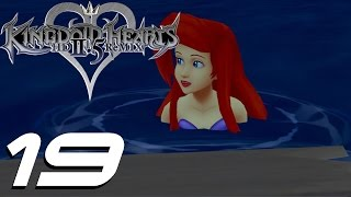 Kingdom Hearts 2.5 HD Remix Walkthrough Part 19 - Atlantica
