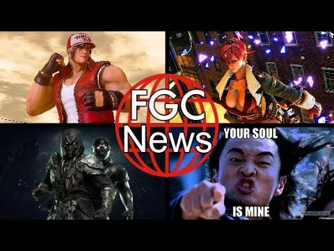 FGC News #3 feat. Ultra Street Fighter IV, BlazBlue: Cross Tag Battle an...