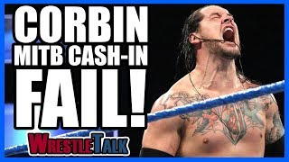 Baron Corbin CASHES IN Money In The Bank! | WWE Smackdown Live, Aug. 15, 2017 Review