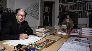 Kenzo Takada, Founder Of Kenzo Fashion Brand, Dies In Paris From Covid-19