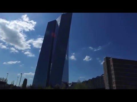 EZB Frankfurt/Main Germany European Central Bank