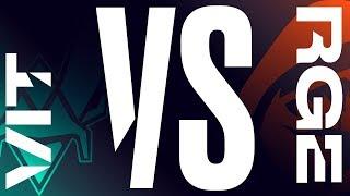 VIT vs. RGE - Week 3 Day 2 | LEC Spring Split | Vitality vs. Rogue (2019)