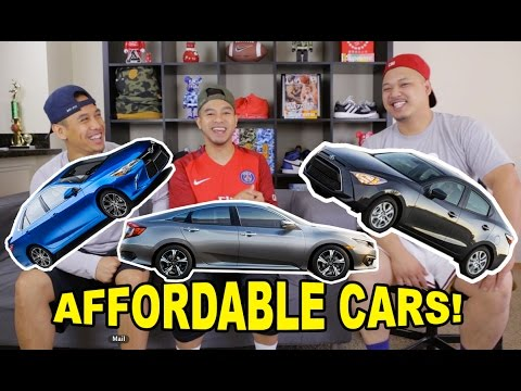 HYPETALK: BEST AFFORDABLE CARS OUT RIGHT NOW