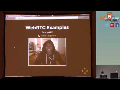 HTML5DevConf: George McKinney Augmented Reality Mobile App Development