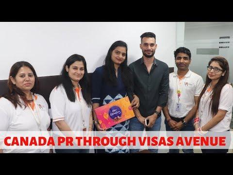 Canada PR Visa Review By Visas Avenue Client