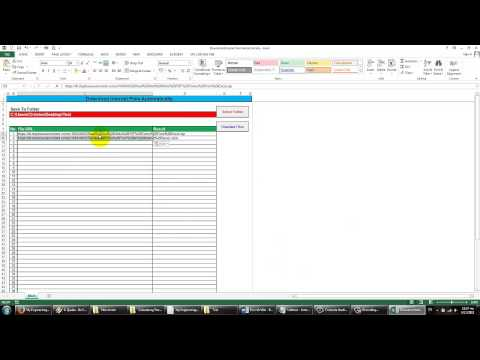 Excel & VBA: Download Internet Files Automatically – My