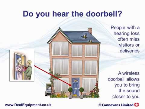 Deaf Equipment At Home