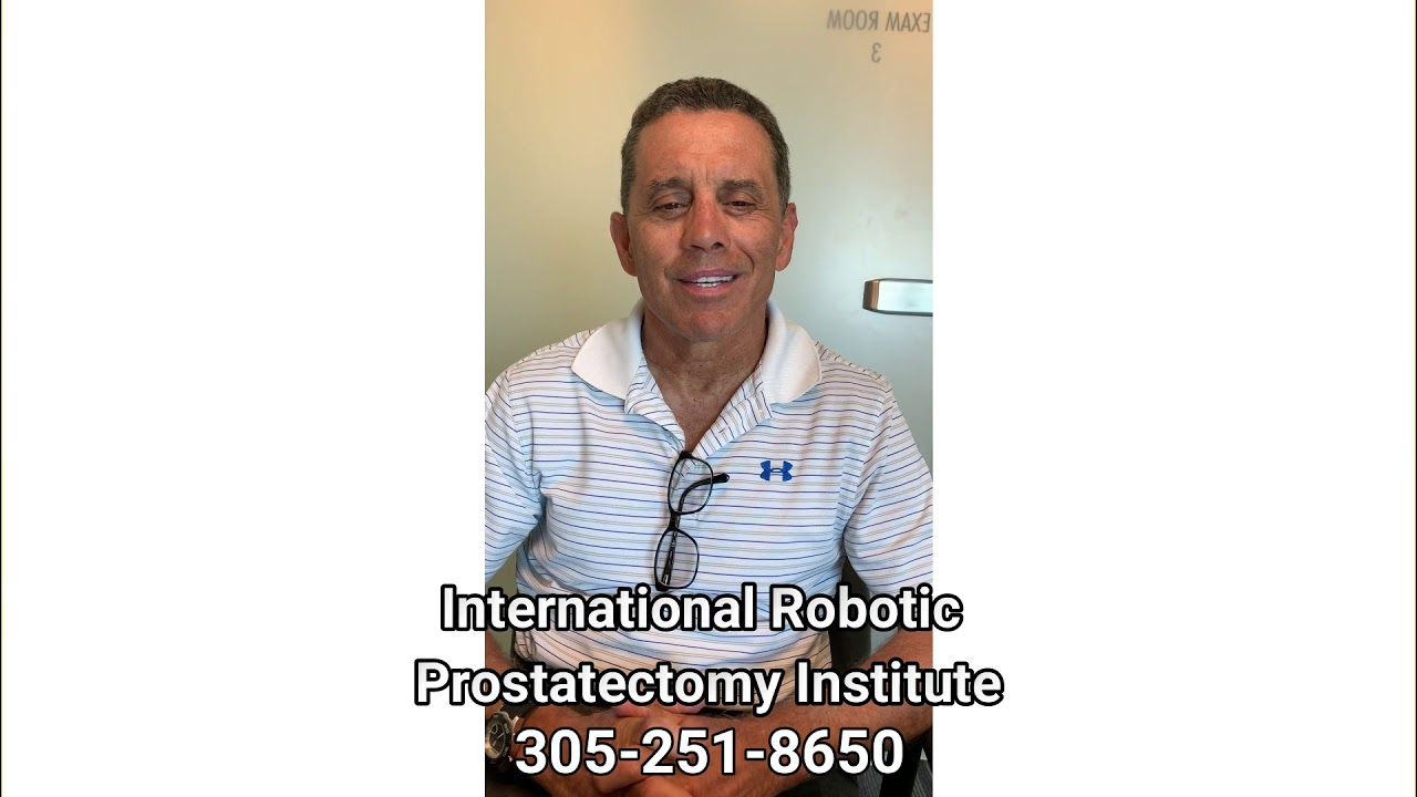 Robotic Prostate Surgeons | Robotic Prostate Cancer Surgery