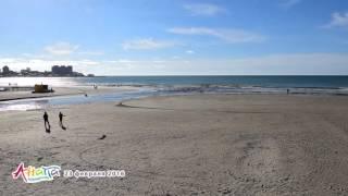 Анапа, 23 февраля 2016, песчаный пляж(Фотографии Анапы за 23 февраля 2016 года: http://www.anapakurort.info/forum/viewtopic.php?p=775754#775754., 2016-02-29T09:22:13.000Z)