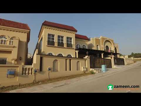 • 1 KANAL LUXURY SPANISH VILLA FOR SALE IN SECTOR J PHASE 2 DHA ISLAMABAD
