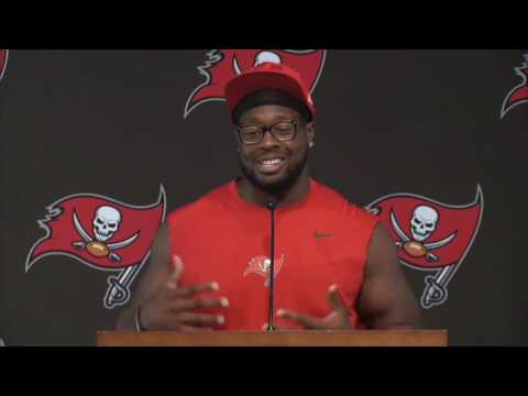 Gerald McCoy speaking on Jameis Winston