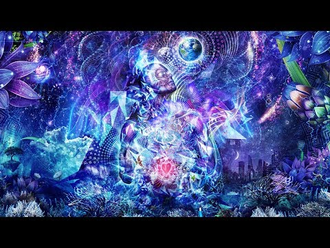 Psychedelic Trance mix II January 2019