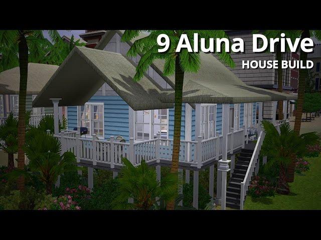 The Sims 3 House Building - 9 Aluna Drive - Aluna Island