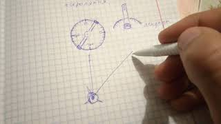 П. 10 Измерение углов на местности  - Геометрия 7-9 Атанасян