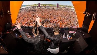 Blasterjaxx (Full live-set)   SLAM!Koningsdag 2015