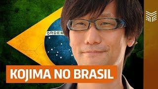 PIRAMOS com Hideo Kojima no Brasil!