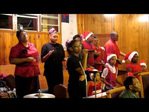 First Baptist Church of Sweet Home, Arkansas ~ Youth Choir Christmas Carols
