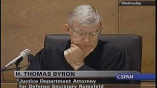 Santiago v. Rumsfeld 9th Circuit Court of Appeals 2005