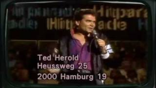 Ted Herold - Rockabilly-Willy 1980