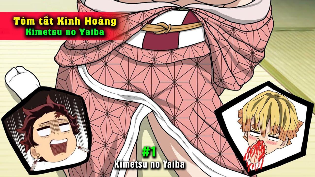 Tóm tắt Kimetsu no Yaiba - ĐiÊn bỰa - @BayStore  @Bay Anime